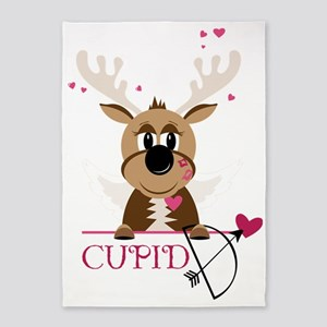 Cupid 5'x7'Area Rug
